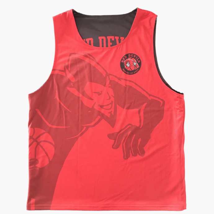 Chasuble Red Devils